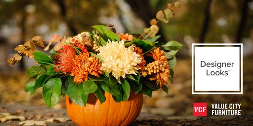 Fall & Floral: A DIY Workshop