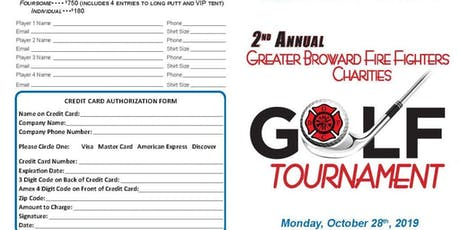 Golf Tournament - 2nd Annual tickets