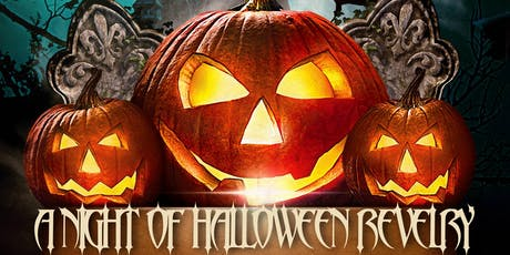 The Swashbucklers Present A Night of Halloween Revelry tickets