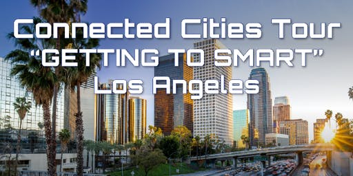 Connected Cities Tour-Southern California