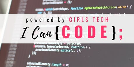 I CAN {CODE}; @Girls U Florence tickets