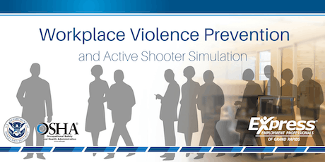Active Shooter Simulation and Preparedness Training tickets