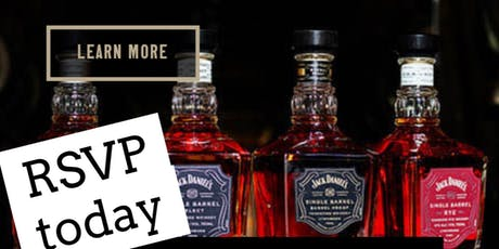 Jack Daniels Single Barrel Collection Tasting at Quintana's Speakeasy tickets