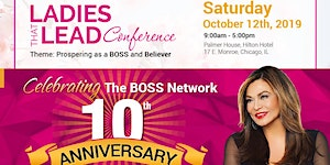 2019 BOSS Conference (SOLD OUT) No Entry Will Be...