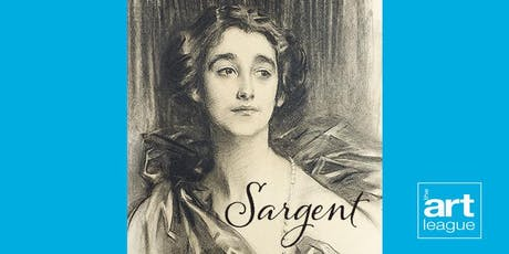 John Singer Sargent: Portraits in Charcoal at the Morgan | Oct 30 tickets