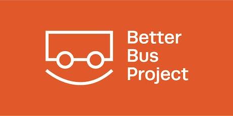 Better Bus Project! Naranja tickets