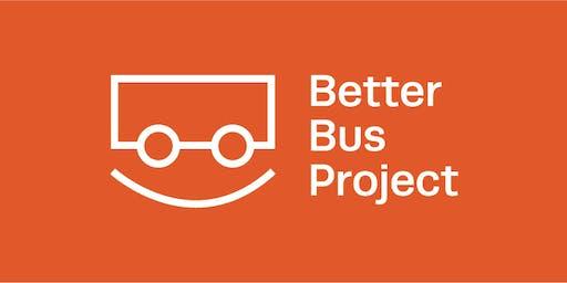 Better Bus Project! Naranja
