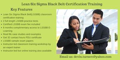 Lean Six Sigma Black Belt Training in Brownsville, TX