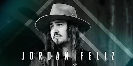 Jordan Feliz - The Faith Tour tickets