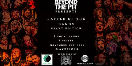 Battle of the Bands Heavy edition tickets