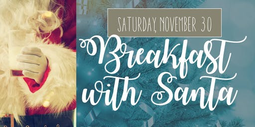 Breakfast with Santa (Seating 1)
