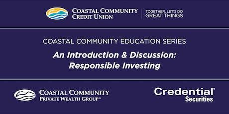 Coastal Community Education Series tickets