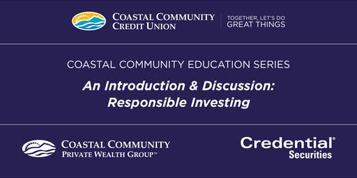 Coastal Community Education Series