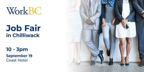WorkBC Job Fair - Chilliwack tickets