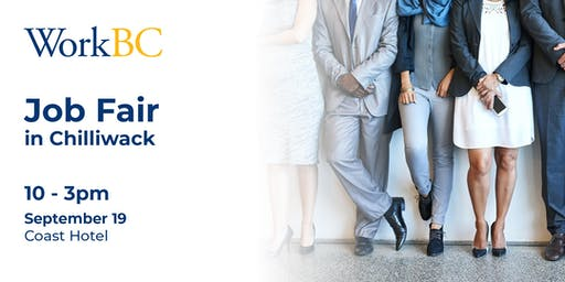 WorkBC Job Fair - Chilliwack