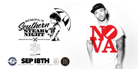Simply Southern Steak Night feat. DJ NOVA (LV) tickets