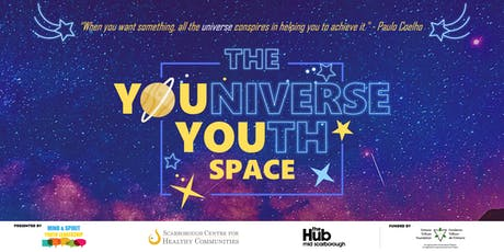 Youniverse Youth Space Grand Opening tickets
