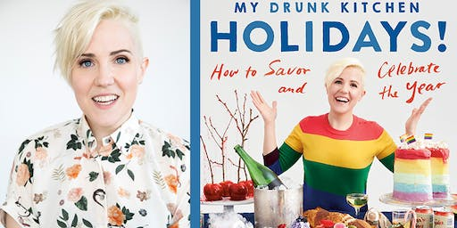 Hannah Hart | My Drunk Kitchen Holidays!
