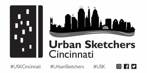 Urban Sketching Topics Workshop: Fall Foliage & Color (September)