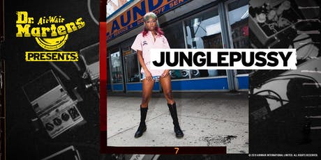 Dr. Martens Presents: Junglepussy tickets