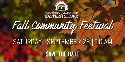 UMES Fall Community Festival
