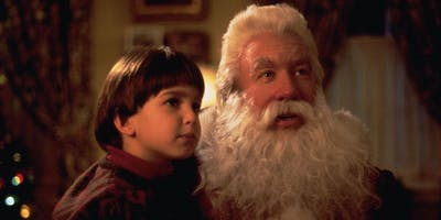 Neighbourhood Cinema - The Santa Clause (PG)