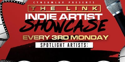 The Link 'Open Mic Showcase'