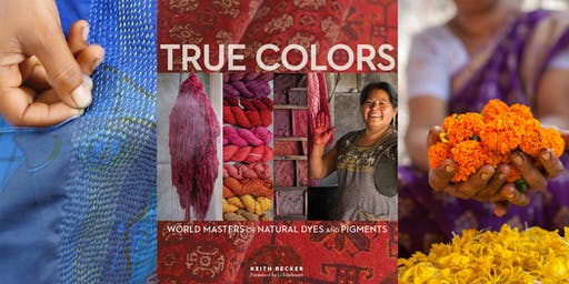 Book Launch for TRUE COLORS by author Keith Recker