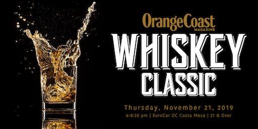 Orange Coast Whiskey Classic 2019