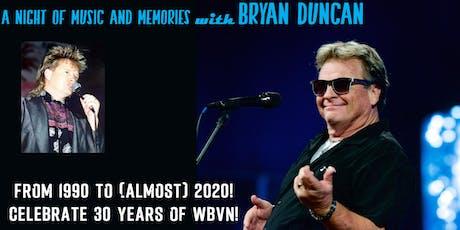 Bryan Duncan tickets