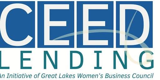CEED Lending Small Business Loan Orientation - Nov 13