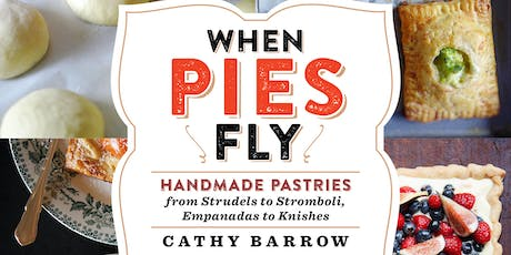 When Pies Fly - Book signing and tasting tickets