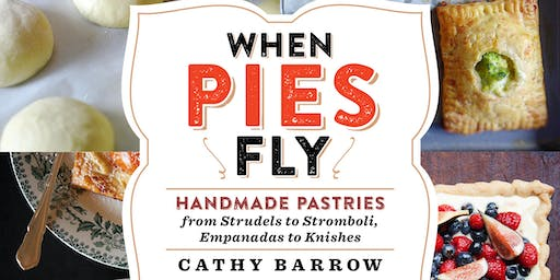 When Pies Fly - Book signing and tasting