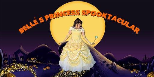 Belle's Princess Spooktacular! @ Fitz's Spare Keys