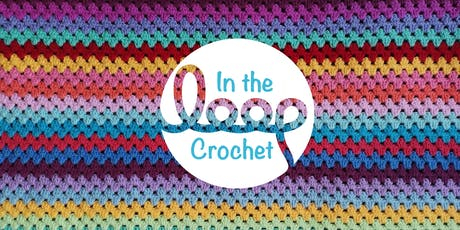 Learn to Crochet a Granny Stripe Blanket For Beginners - Evening Lesson tickets