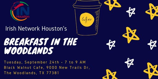 IN Houston September Breakfast Mixer (WOODLANDS)