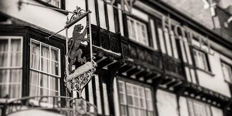 Ghost Hunt & Dinner at The Red Lion Colchester tickets