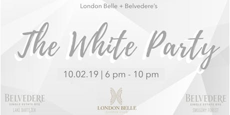 London Belle + Belvedere White Party : Charity for Autism Council of Utah tickets