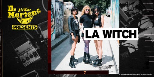 Dr. Martens Presents: L.A. Witch