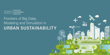Webinar Series: Big Data, Modeling, and Simulation in Urban Sustainability tickets