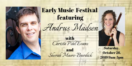 Early Music Festival tickets