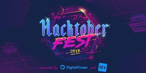 Hacktoberfest 2019 Official Kick-Off Celebration