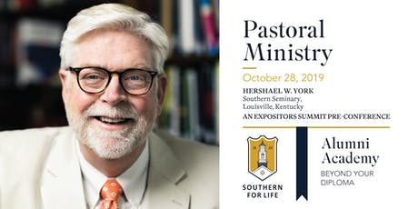 Alumni Academy: Pastoral Ministry, Expositors Summit Pre-Conference tickets