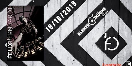 Techno Lieben & Leben @Elektroküche Tickets