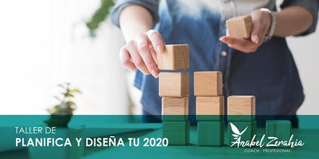 Planifica y diseña TU 2020 entradas