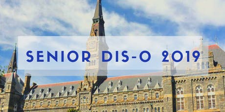 Fall 2019 Senior Dis-Orientation Week tickets