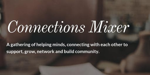 Connections Mixer