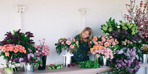 Floral Design - Wedding Intensive Workshop - Los Angeles