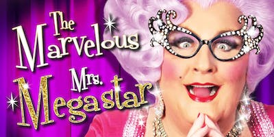 Celebrity Impersonator Michael L. Walters as DAME EDNA