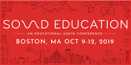 Sound Education 2019: An Educational Audio Conference tickets